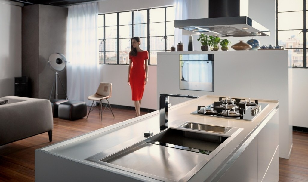 acier inoxydable franke kitchen systems