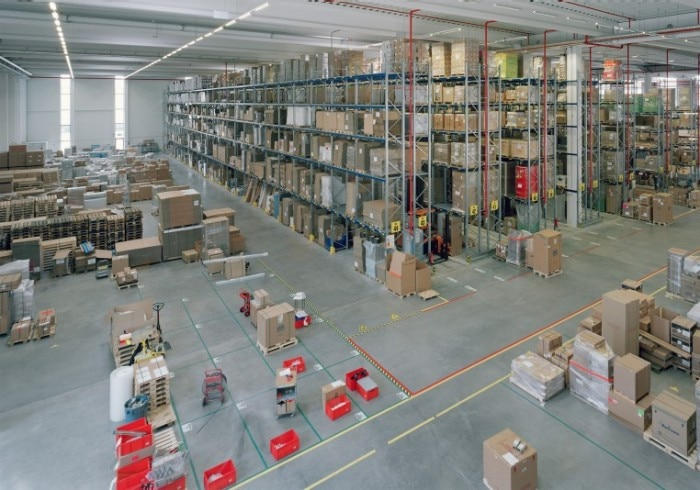 european-central-warehouse-LEED-gold-certificate