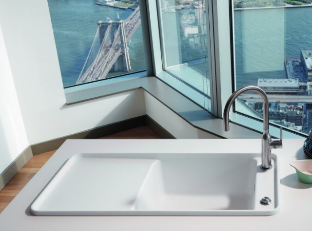 Franke New sinks