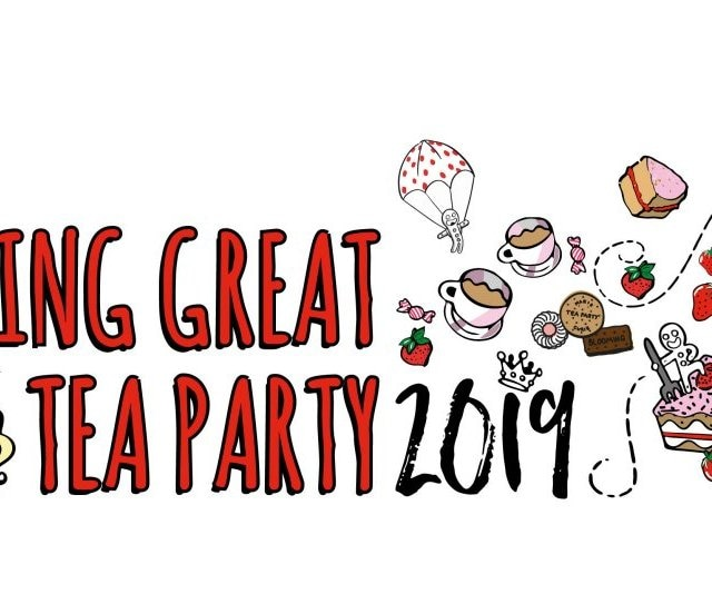 Blooming Great Tea Party