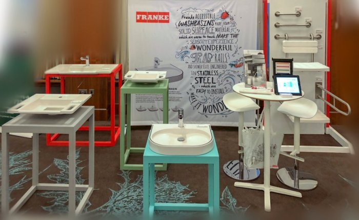 Franke exhibition