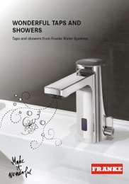 Washroom product catalogue