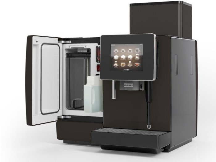 automatic coffee machine a600 franke coffee systems. Black Bedroom Furniture Sets. Home Design Ideas