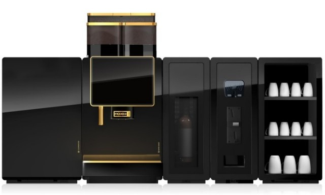 franke a1000 coffee machine franke coffee systems. Black Bedroom Furniture Sets. Home Design Ideas