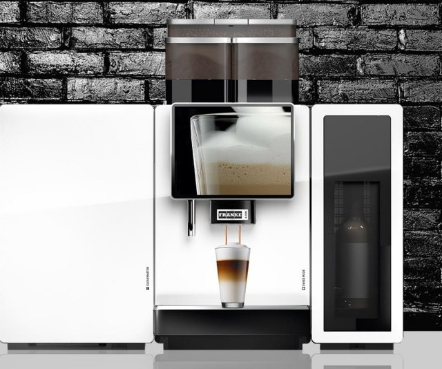 automatic coffee machine franke coffee systems. Black Bedroom Furniture Sets. Home Design Ideas
