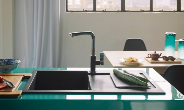 kitchen taps uk