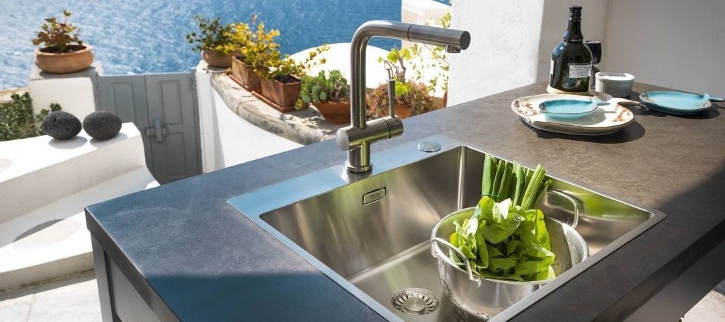 Select Kitchen Sink | Franke Kitchen Systems