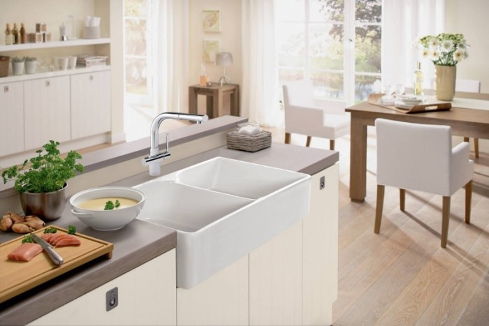 Merveilleux Your Fireclay Sink Is Created For You