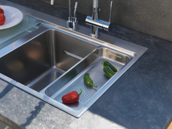 Fitting Franke Sink : flush fitting colanders franke colanders fit perfectly into our sinks ...
