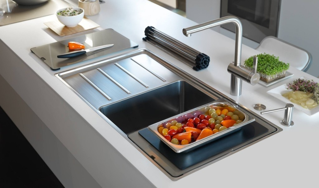 Stainless Steel | Franke Kitchen Systems