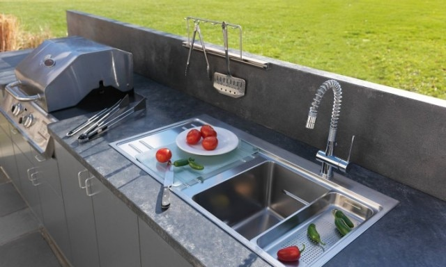 topmount sinks - Frank Kitchen Sink