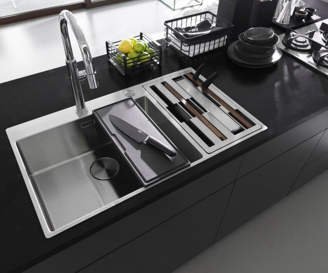 Cool Kitchen Sink Find The Best Kitchen Sink For Your Kitchen Home Interior And Landscaping Ologienasavecom