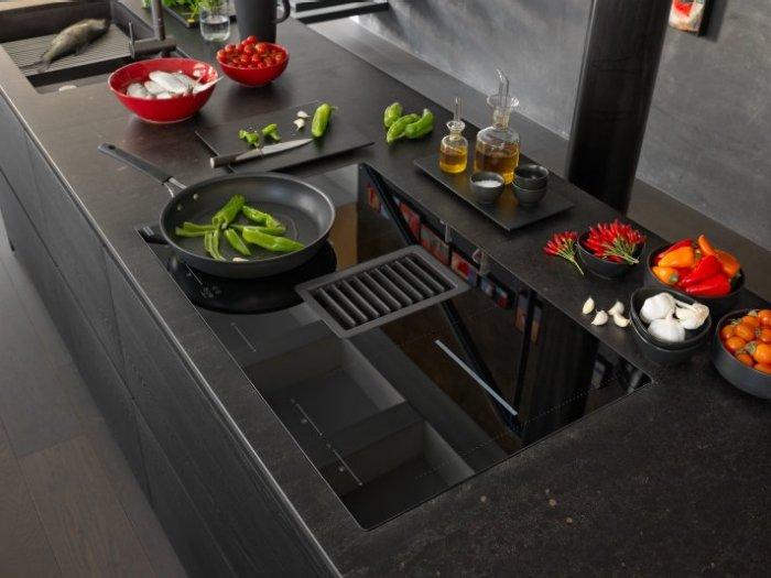 Induction hob Mythos 2gether