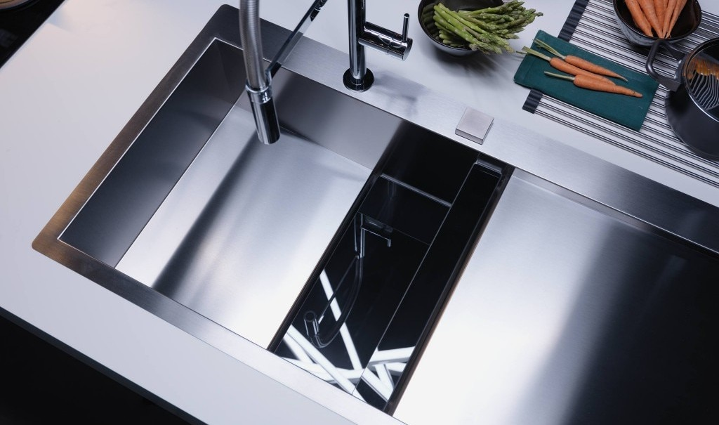 Stainless Steel Sinks | Franke Kitchen Systems