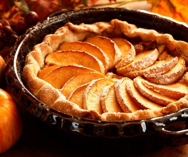Dynamic Cooking Technology Other Recipes Nonna Maria's Apple Pie