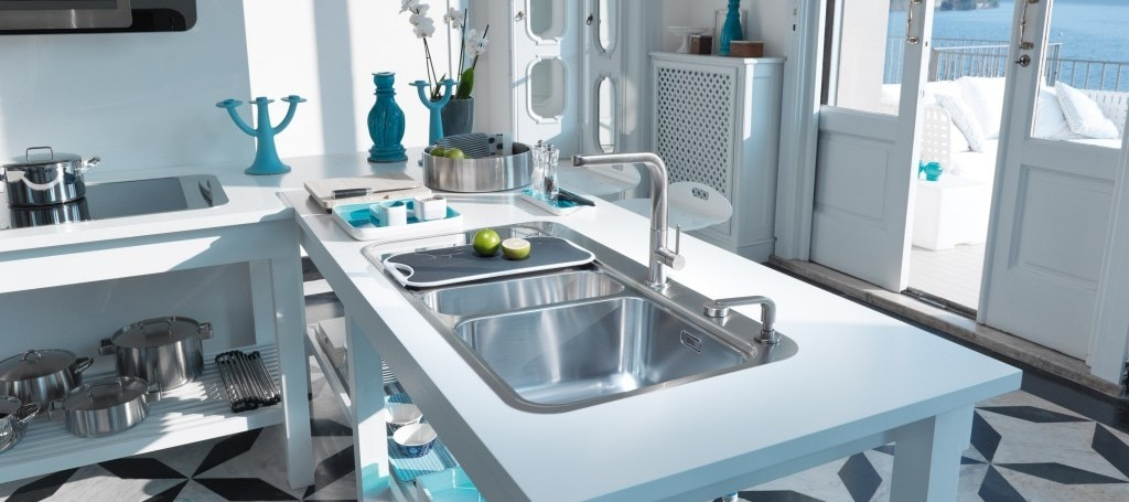 previous - Frank Kitchen Sink