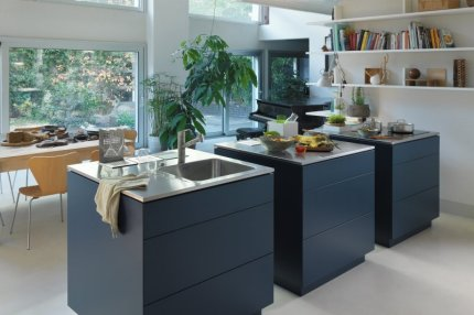 Stainless steel countertops for all your needs