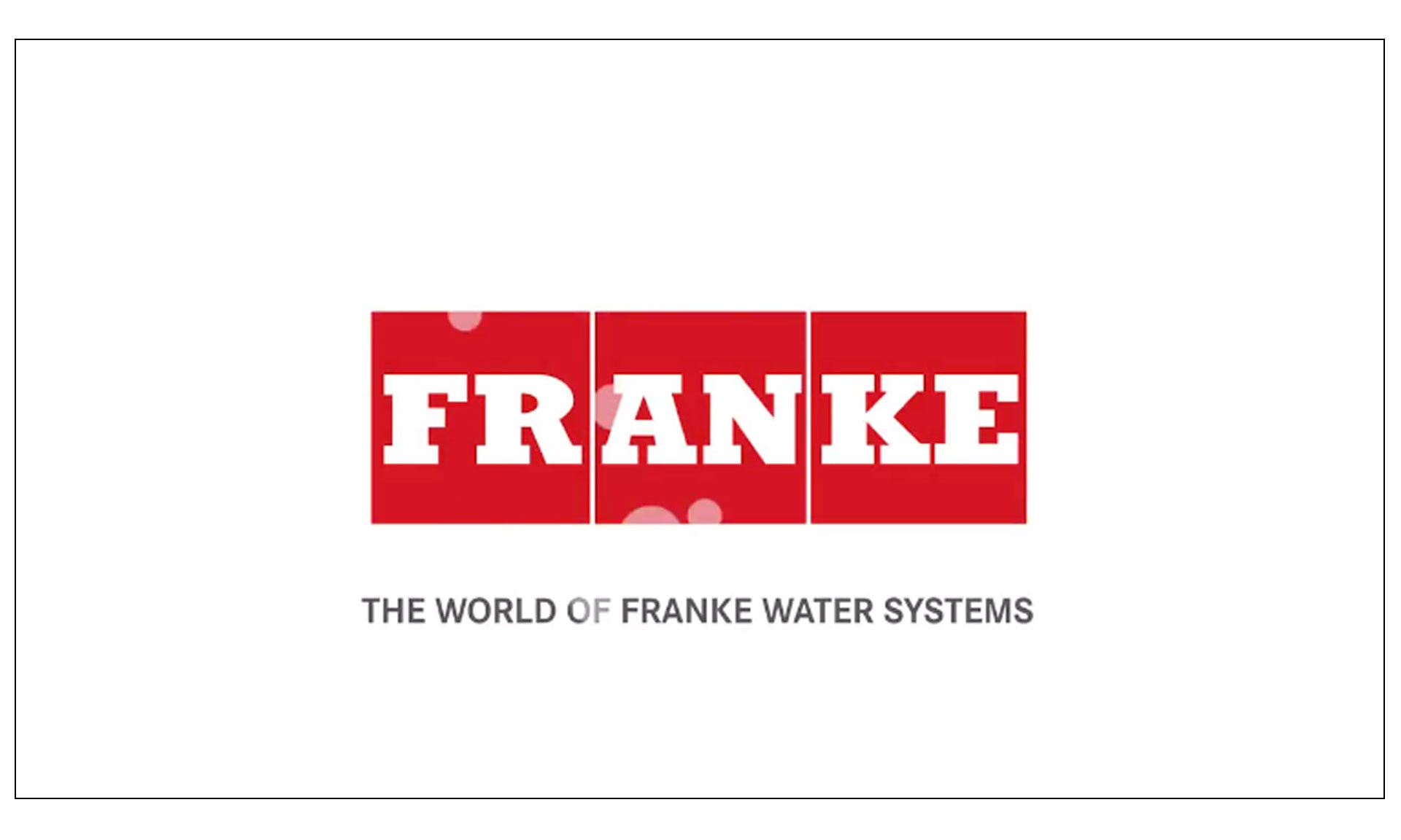 World of Franke Water Systems