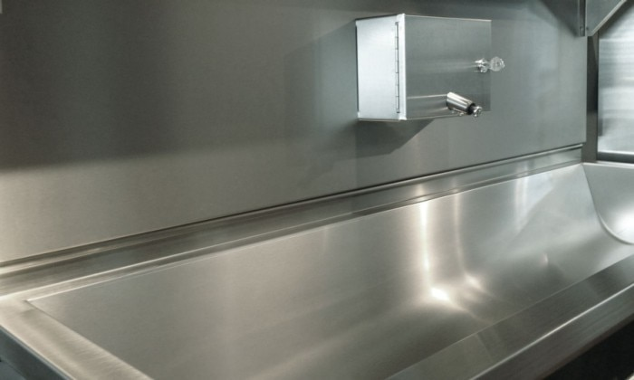 Franke stainless steel