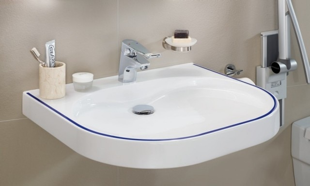 Find out about the new single washbasin