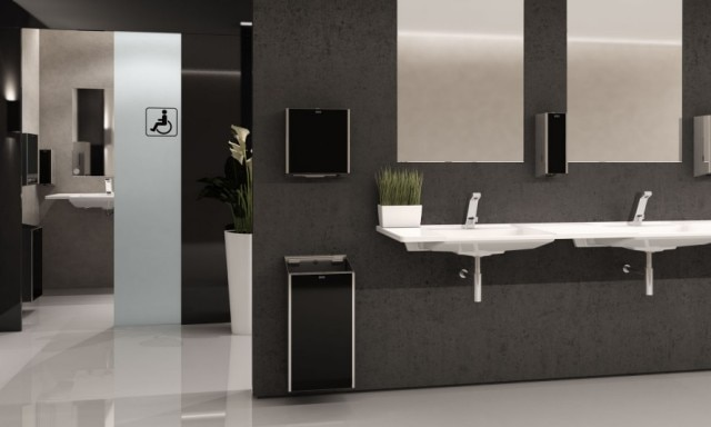 Concealed Installation Accessories And Taps For Wonderful Washrooms