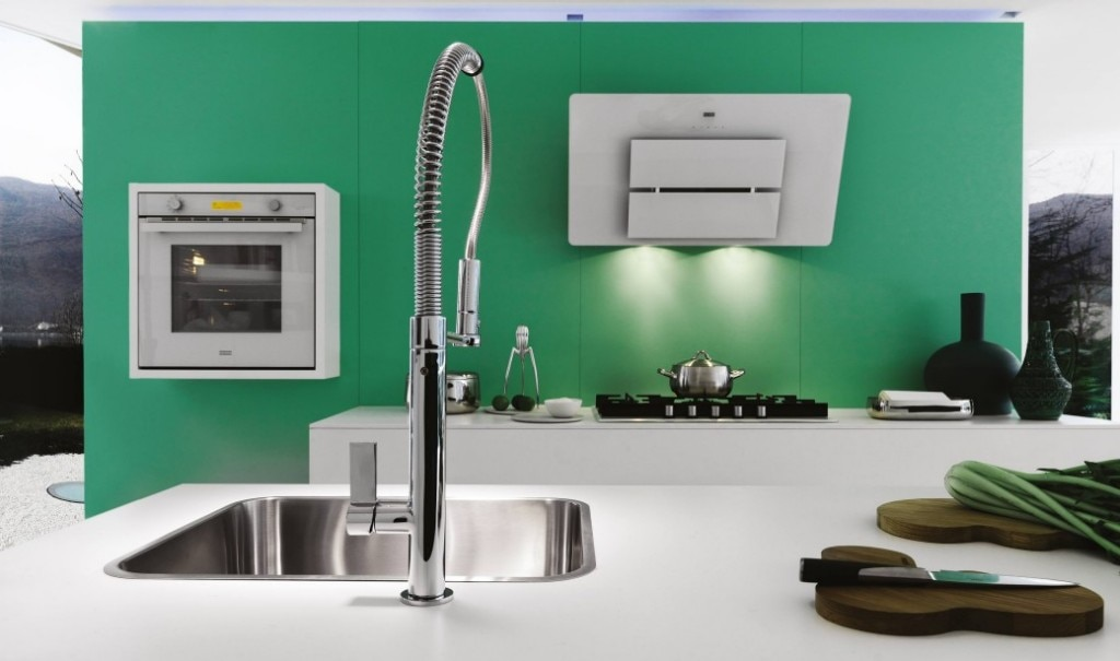 Select Kitchen Faucet| Franke Kitchen Systems