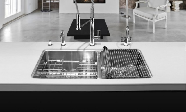 stainless steel sinks - Frank Kitchen Sink
