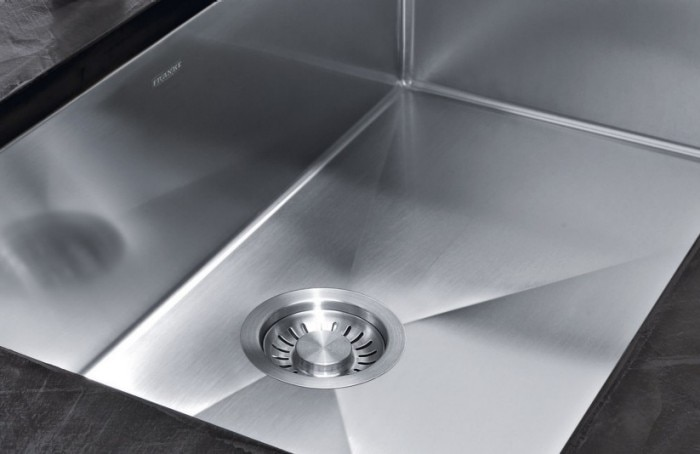 choosing the ideal stainless steel gauge - Frank Kitchen Sink