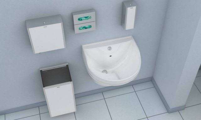 Find out about the new Medi-flo sink