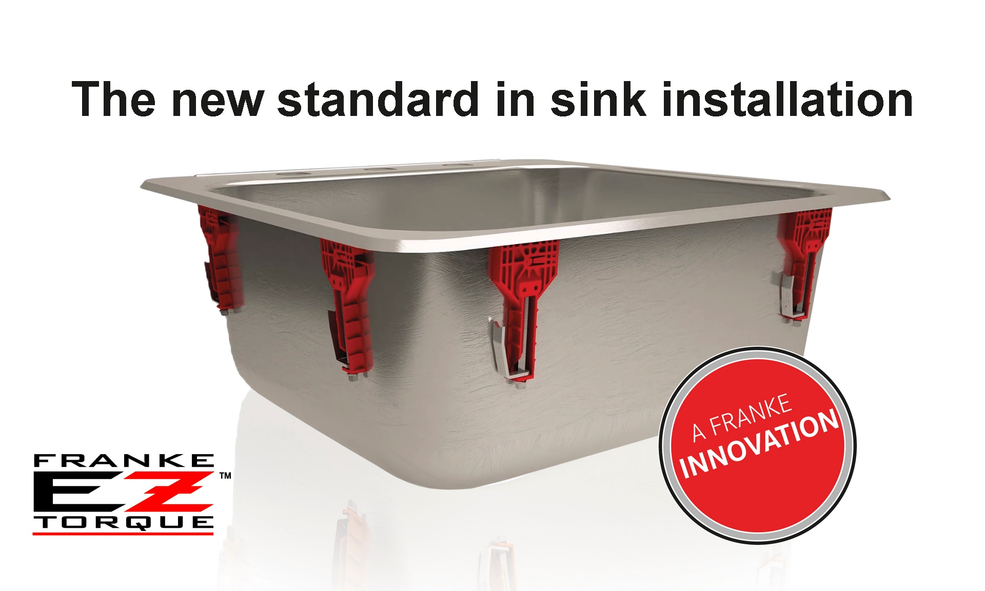 Franke Commercial Systems EZ TORQUE Fastening System