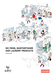 Download WC Pans, Sanitaryware and Laundry Product Brochure